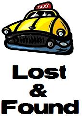Casino taxi lost and found